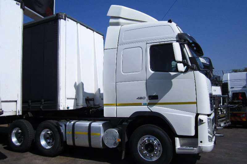 Volvo  double axle FH 13-480 Globetrotter- Truck-Tractor