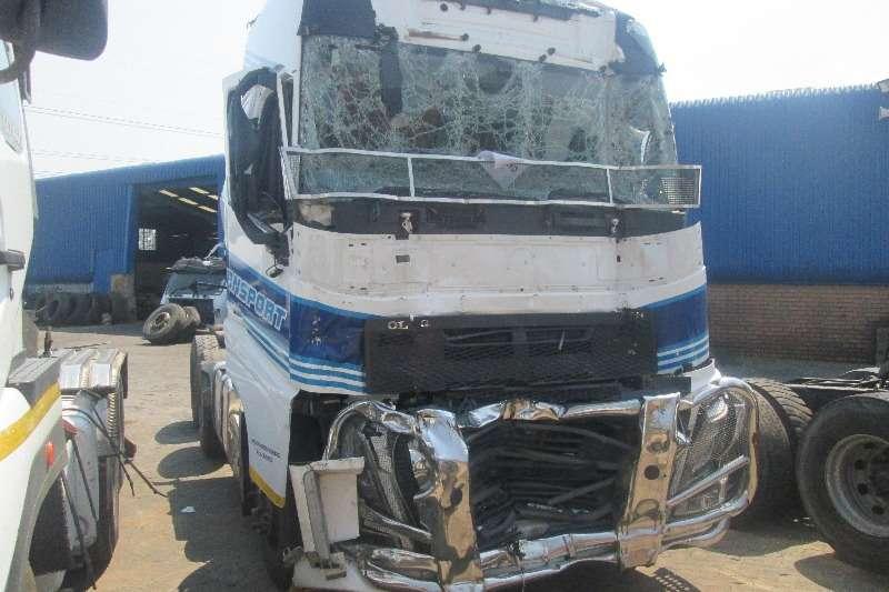 Volvo  double axle FH13 480 Ver.04 Truck-Tractor