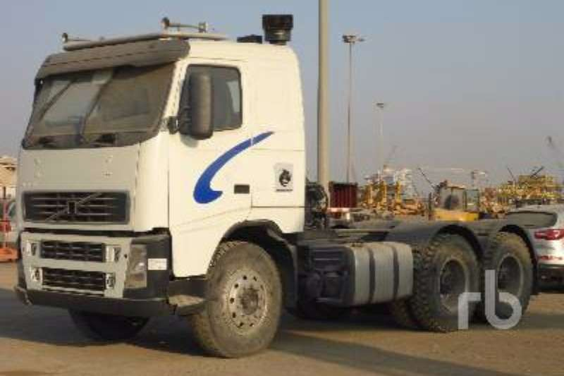 Truck-Tractor Volvo  Double Axle FH16-2 0