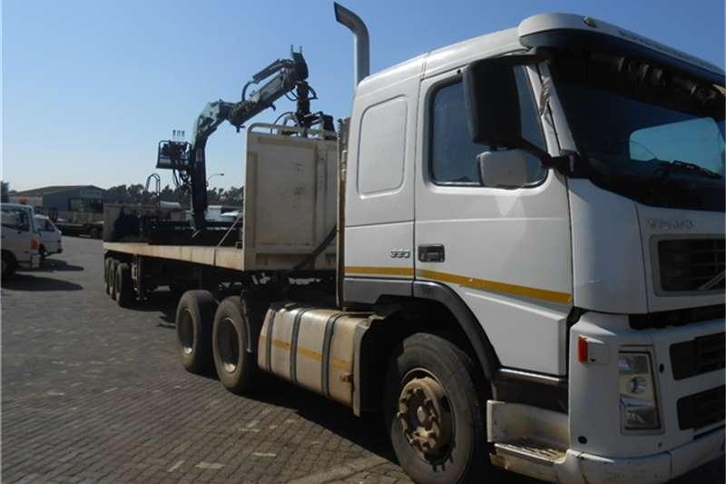 Volvo  double axle FM12 Truck-Tractor