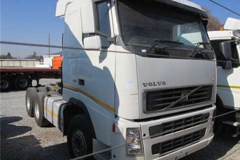 Volvo FH12 380 Truck-Tractor