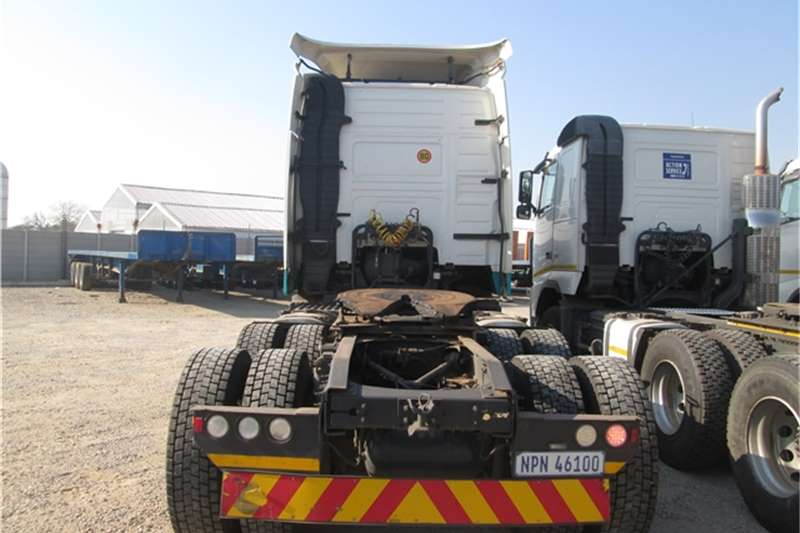 Volvo FH13 480 Truck-Tractor