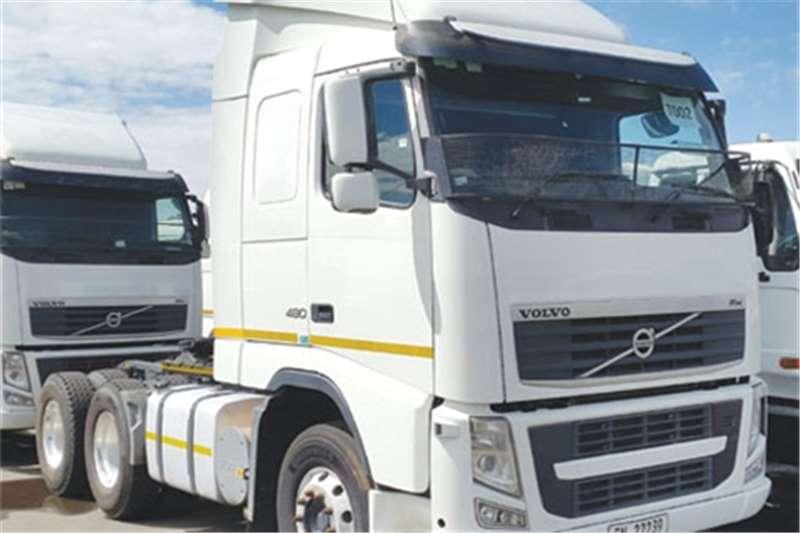 Truck-Tractor Volvo Volvo#39;s 0