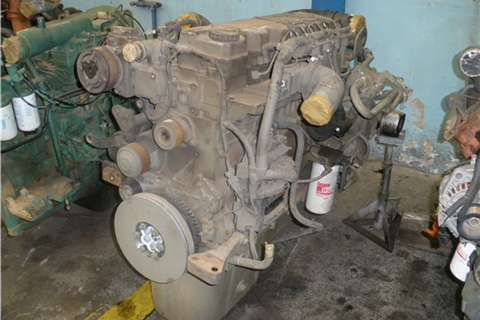 VW 24-250 Engine Truck-Tractor