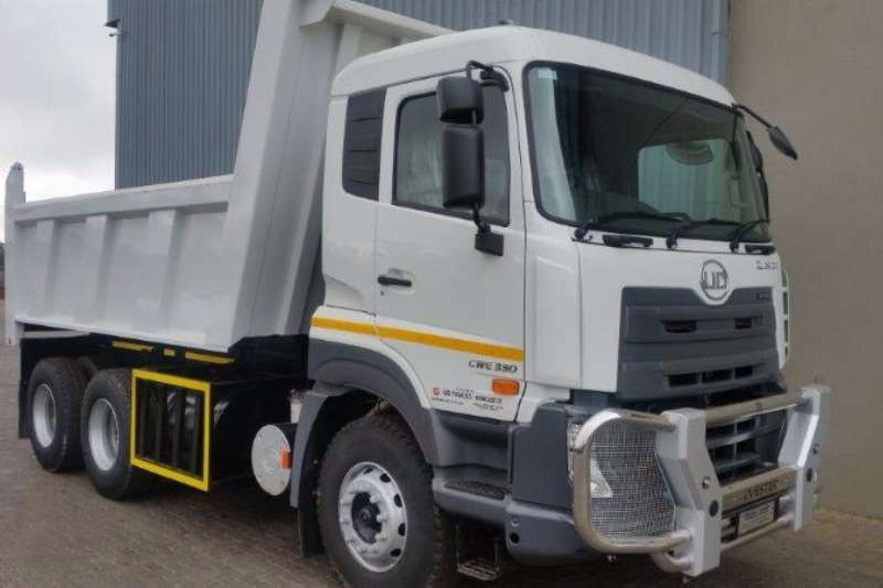 UD 6x4 UD 330 Quester 10 Cube Tipper Truck