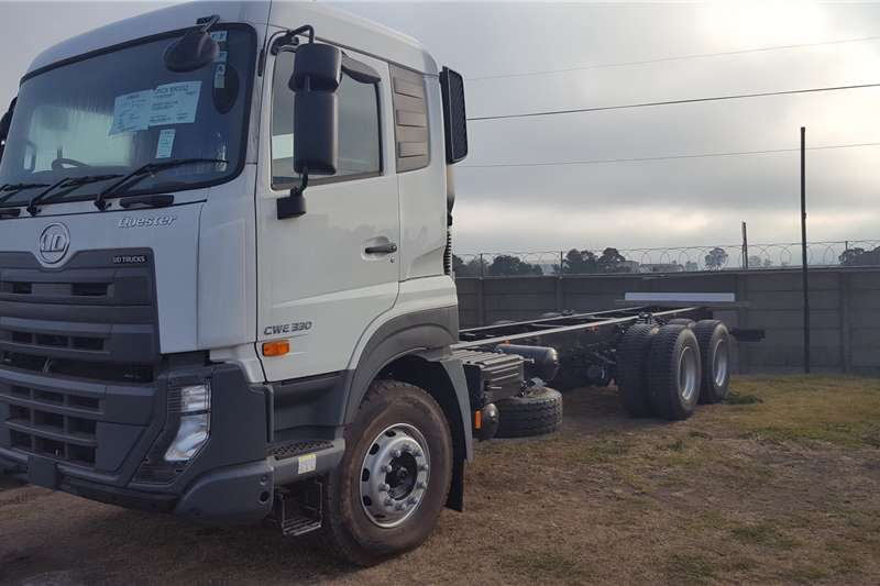 UD Chassis cab New UD Quester 6x4 Freight Carrier Truck