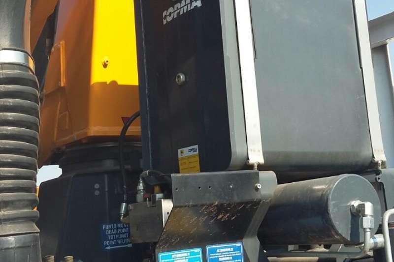 UD Crane truck Quester CWE 330 Truck