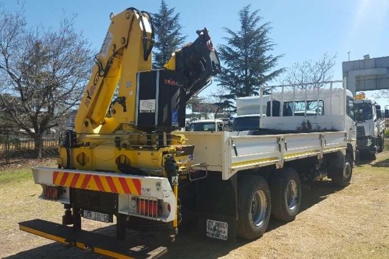 UD Crane truck UD330 Truck