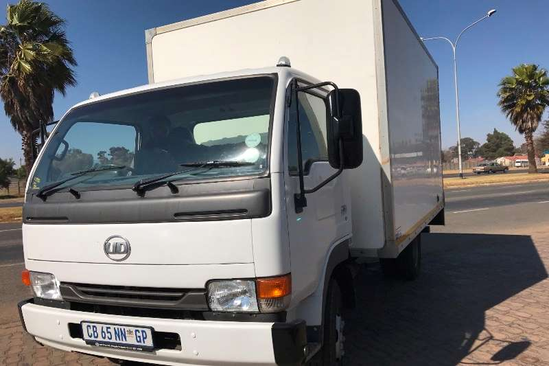 UD Insulated body 2012 UD 40 89kms R239000 Truck