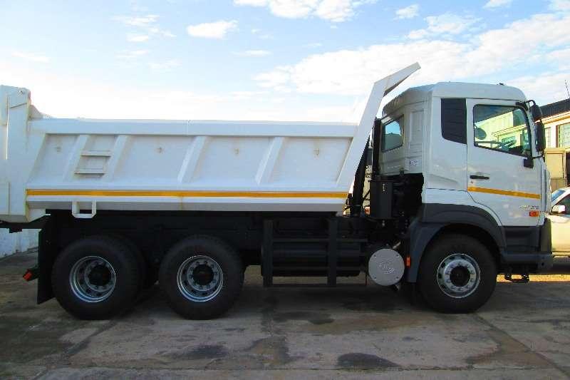 UD Tipper New 2016 UD CWE370 10m3 Tipper Truck