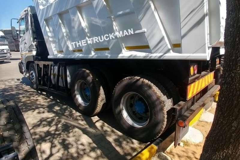 UD Tipper Quon GW 26.410 Truck