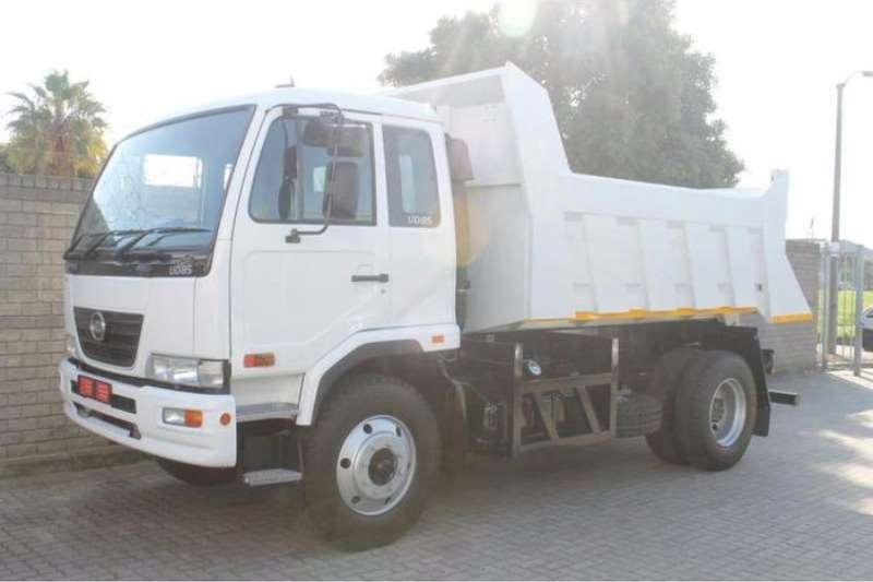 Truck UD Tipper UD 85 2017