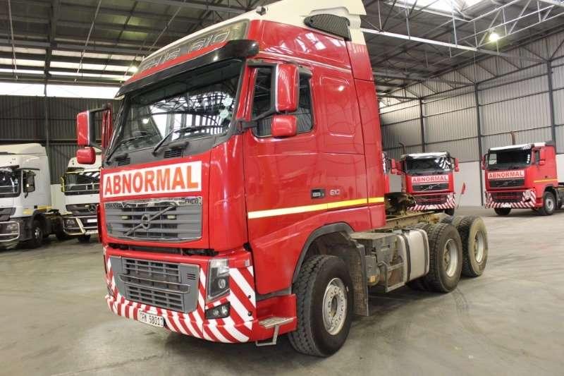 Truck Volvo 610 6x4 Horse 2013