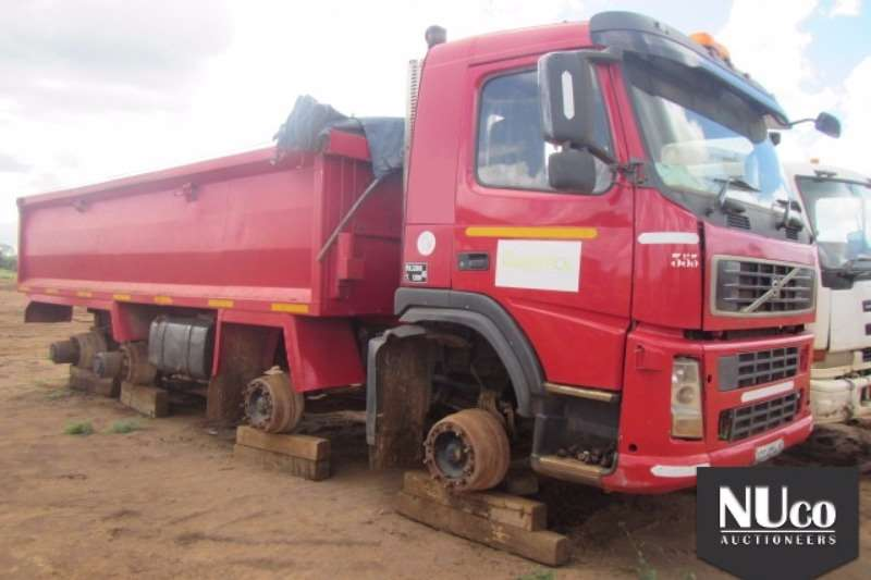 Truck Volvo Dropside VOLVO FM84R HIGH SIDE DROPSIDE 0