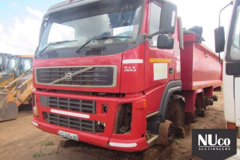 Volvo Dropside VOLVO FM84R HIGH SIDE DROPSIDE Truck