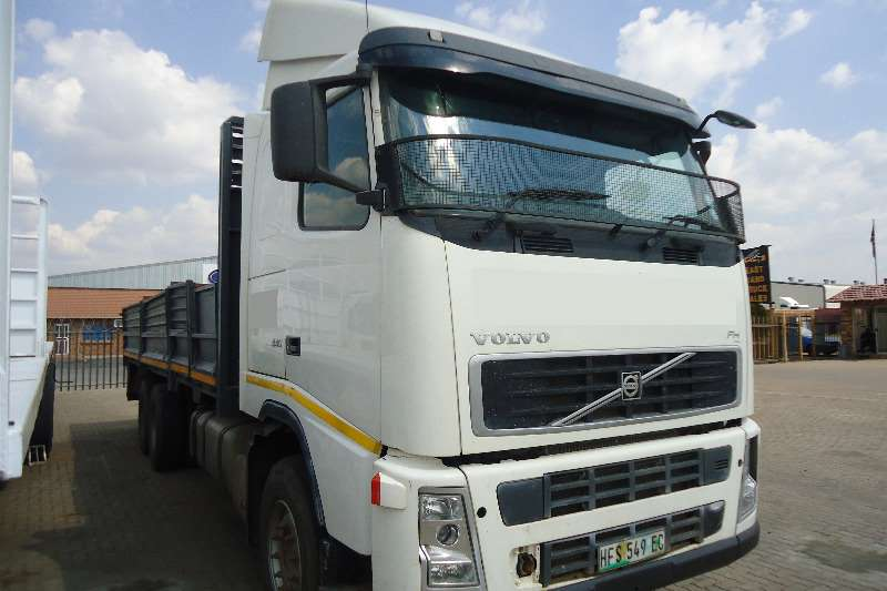 Volvo Mass side FH 440 MASSIDE RIGID Truck