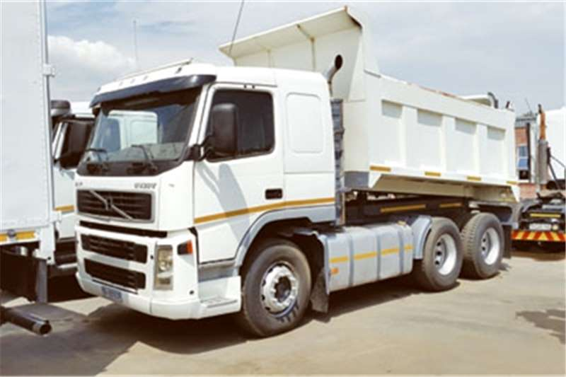 Volvo Tipper Volvo 010m Tippers Truck