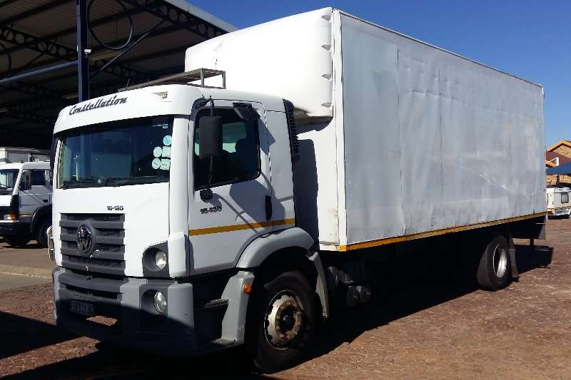 VW Chassis cab 15-180 Truck