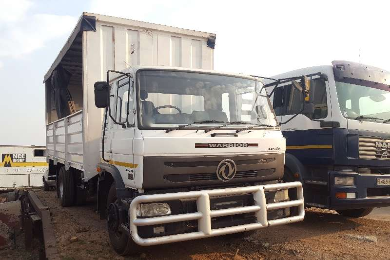 Warrior Curtain side 14-180 TAUTLINER Truck