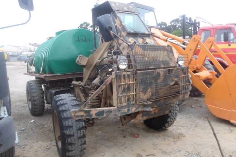 Mercedes Benz Mercedes Unimog Buffel 4x4 Water bowser