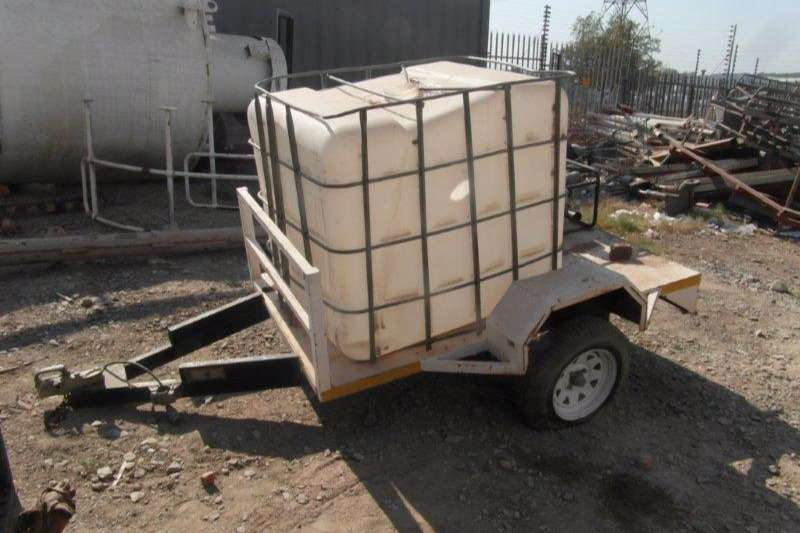 1000Lt Water Bowzer Trailer With Pump Water bowser Trailer
