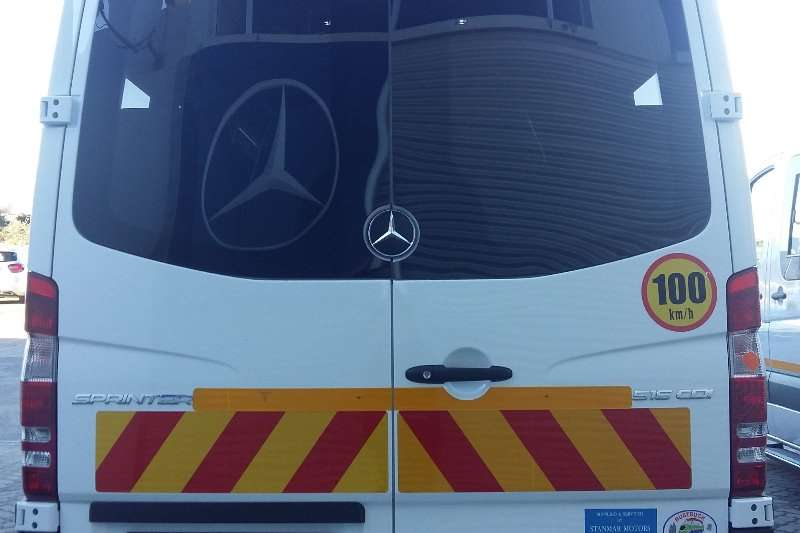Mercedes Benz Sprinter 515 XL