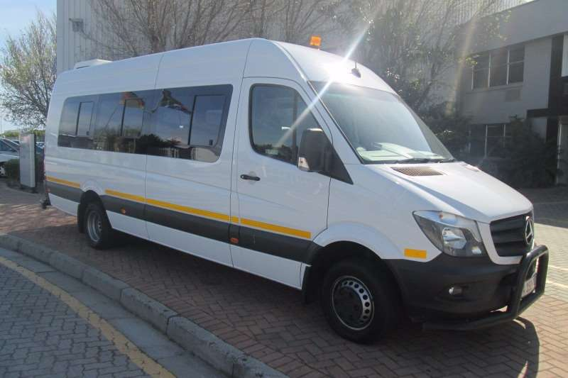 Mercedes Benz Sprinter 519 XL Auto