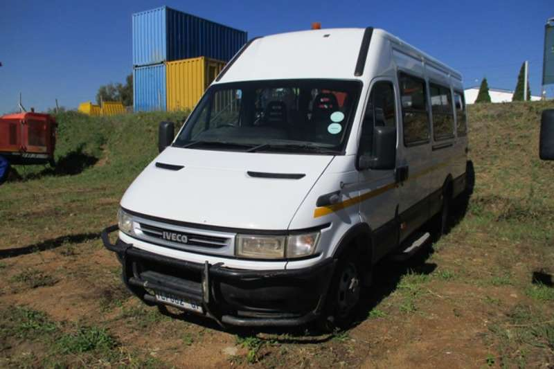 Iveco Iveco Daily 3,0 HPI, 50C14 HPI, 23 Seater Mini Bus