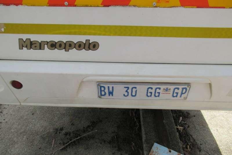 Tata Tata Marcopolo, Starbus, 28 Seater Bus