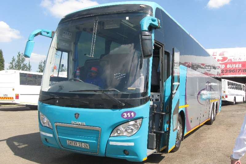 Scania Luxury 48 seater Higer body 380 Hp
