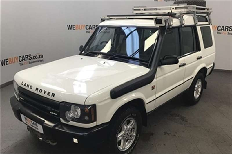2002 Land Rover Discovery
