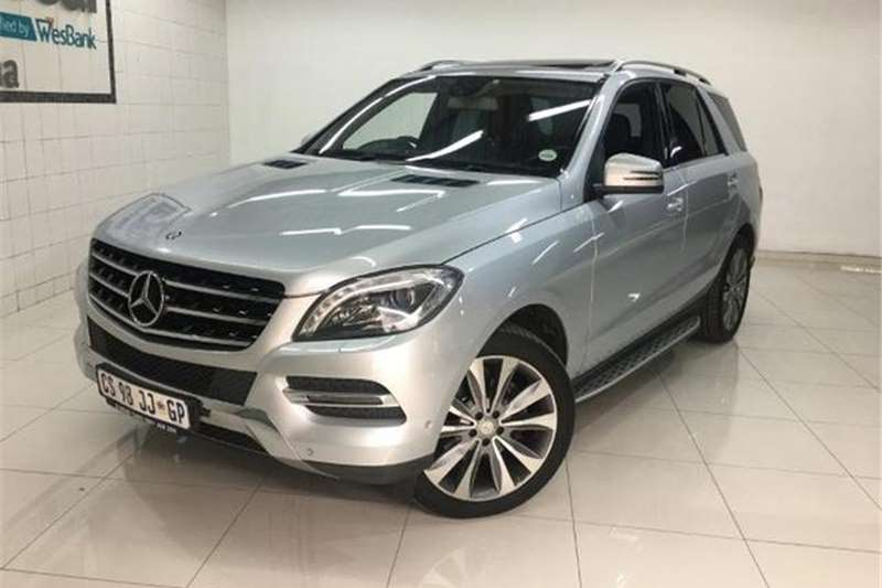 2013 Mercedes Benz ML