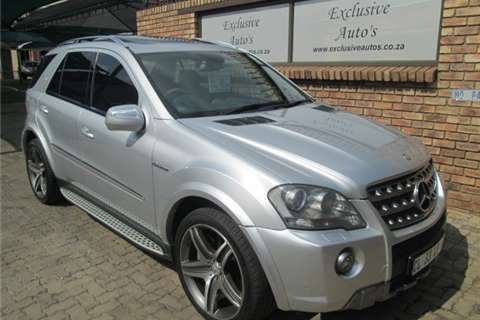 2011 Mercedes Benz ML