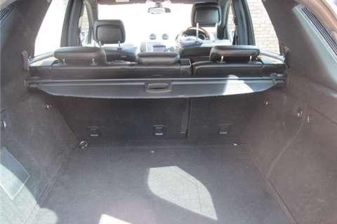 2011 Mercedes Benz ML 63 AMG
