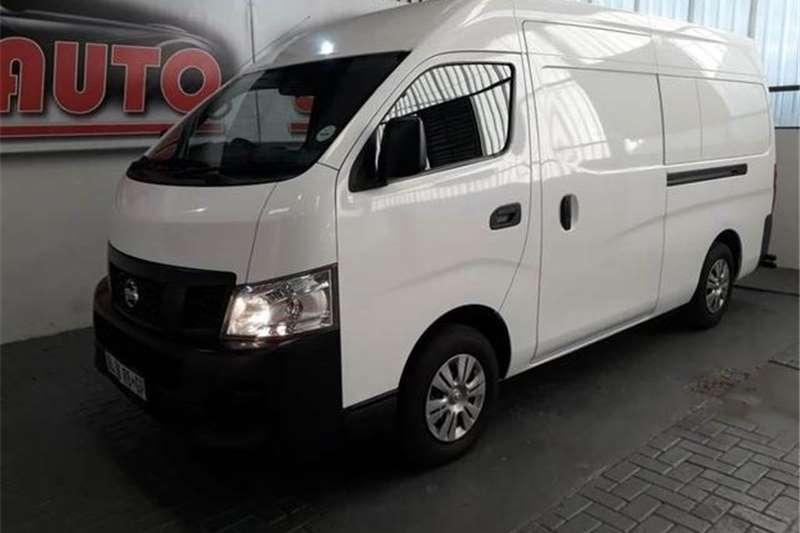 2015 Nissan NV350
