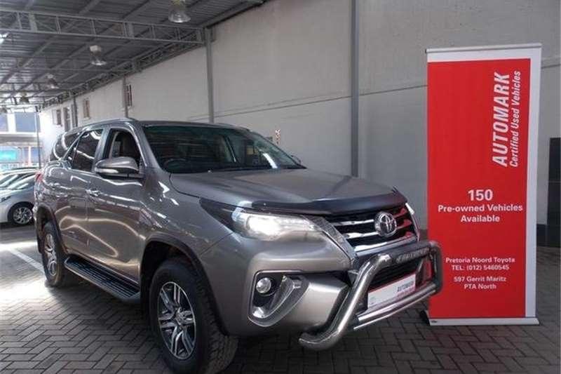 2016 Toyota Fortuner