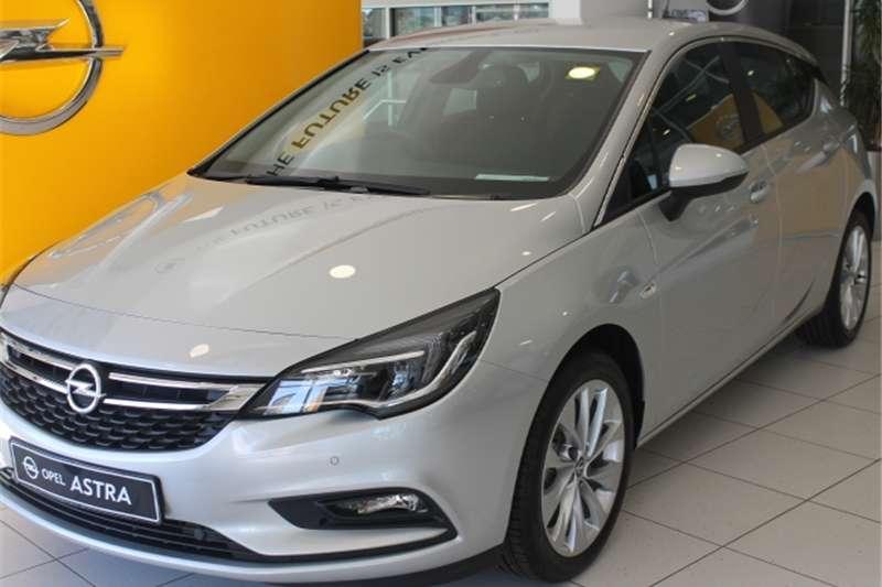 2018 Opel Astra