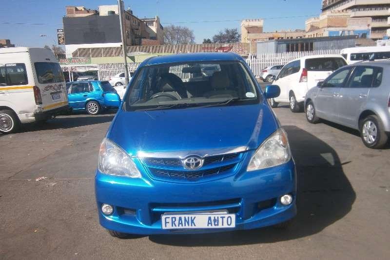 2007 Toyota Avanza