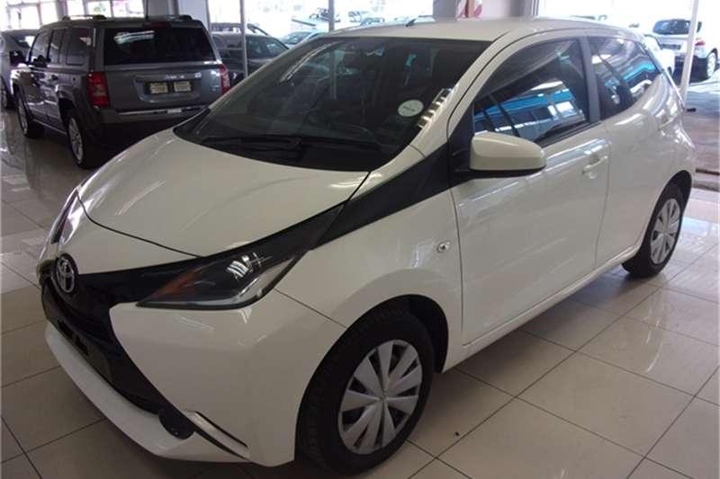 2016 Toyota Aygo