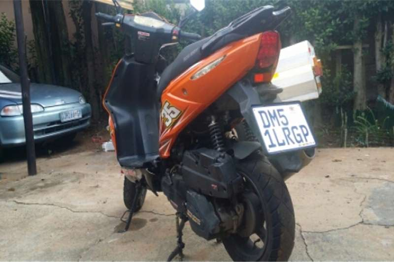 Big Boy GP edition 150 cc 0