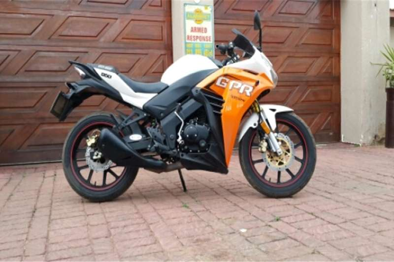 Big Boy GPR Rs250cc (year )s brand new 2015