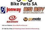 Big Boy Jonway Gomoto  Bashan Spares And Repairs    Bike P