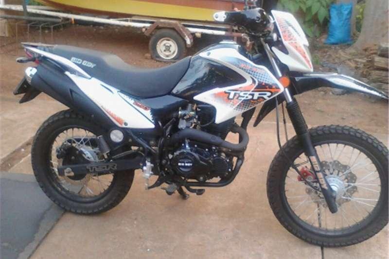Big Boy Motorcycle 0