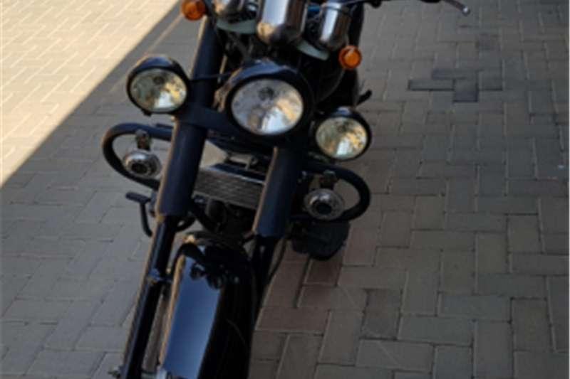 Big Boy Mustang 250CC 0