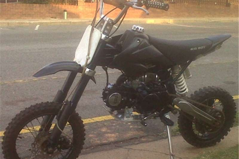 Big Boy pit bike 125cc very good condition 0