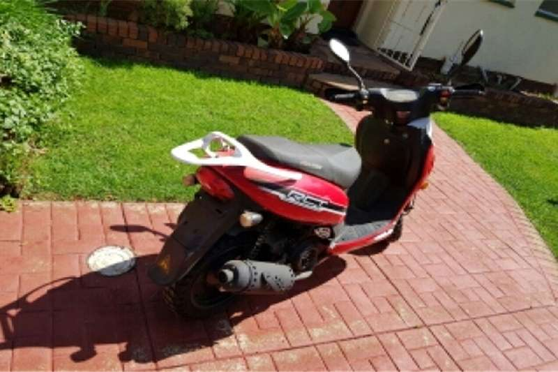 Big Boy RCT 170cc scooter 2016