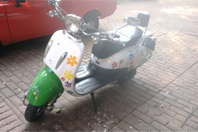 Big Boy Scooter For sale 2013