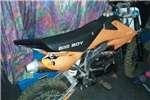Big Boy Zooka CRE125cc Pit Bike 0