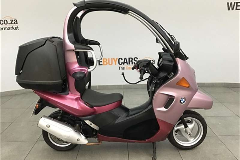 2001 BMW C1