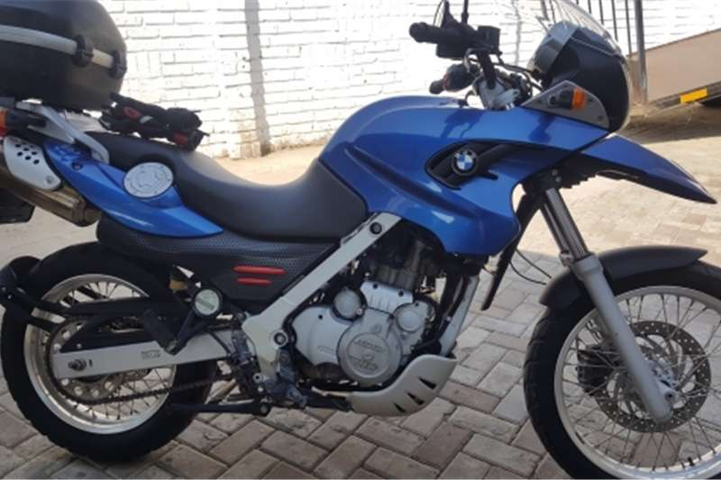 bmw f650 gs 650 motorcycles for sale in freestate r 38 000 on auto mart. Black Bedroom Furniture Sets. Home Design Ideas